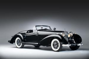 1939 Mercedes-Benz 540K Special Roadster by Sindelfingen